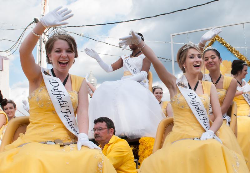 Daffodil Parade 2012   Orting Washington