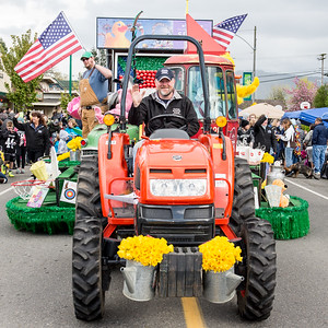 Daffodil Parade in Orting Wa 2015-148