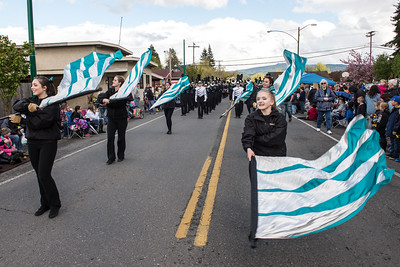 Daffodil Parade in Orting Wa 2015-83