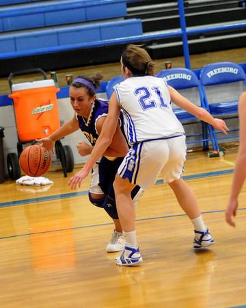 11x14 CM Freshmen Girls Basketball Photos