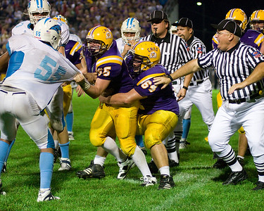 Zach Tobin - CMHS 2008 Football