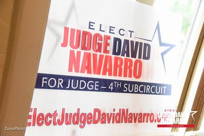David Navarro for Judge