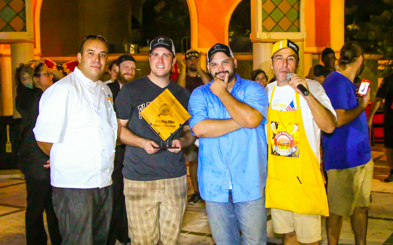 Tucker Duke's 1101 South Powerline Road, #102, Deerfield Beach, FL <br /> Peoples Choice 1st Place Award Winner, and 2nd Place for Grill Master