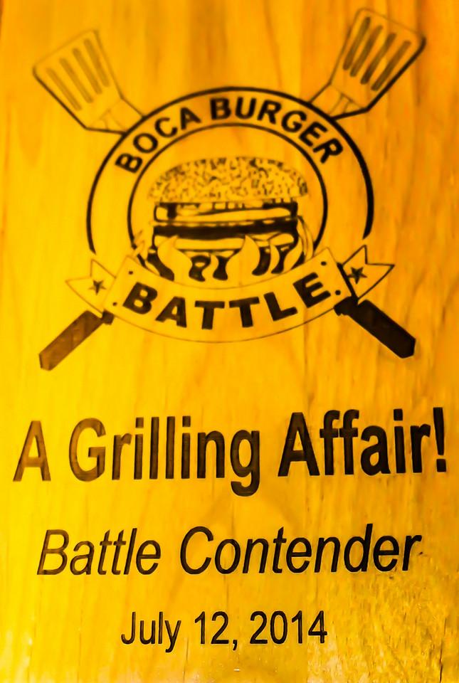 "Salt Seven, 32 SE 2nd Ave, Delray Beach, FL ( <a href=""http://www.Salt7.com"">http://www.Salt7.com</a>) is the 2014 Boca Burger Battle Grill Master Winner"