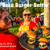 "Boca Burger Battle 2014 ~ Boca Raton July 12 @ 6-10pm ~ Thousands attended this Popular Event (View the Nifty HDTV Video clip) : The BBQ grills are getting ready and Chefs are creating secret recipes as preparations for the Boca Burger Battle, A Grilling Affair! returns again for the 3rd Year on Saturday, July 12th. This year there are 19 Battle Contenders from FIVE south Florida cities.   NEW For this 2014 Event - introducing Star Motorcycle's new cruiser motorcycle, the Bold. This year's guests will experience some of the top Star motorcycles through a fun and hands-on display built into our interactive truck and trailer. Come check out their Bolt customization game, photo op & full lineup of new Star Motorcycles!  Contenders from the Five south Florida cities:  Boca Raton is featuring Morton's Steak House, Potions in Motion, Shake Shack, 4th Generation Market, Moonshine Molly's Country Saloon, Ruth's Chris Steak House, Boca Burger House, Red's Backwoods BBQ, 13 American Table and Cuthill's Bar & Grill;   Deerfield Beach is featuring Burger Craze and Tucker Duke's Lunchbox; Delray Beach is featuring Salt 7;   Fort Lauderdale is featuring Bite Gastrotruck;   Lake Worth is featuring Benny's On The Beach and Moran's Italian Bistro & Brick Oven;   Oakland Park is featuring Green Spot Kitchen; and Pompano Beach is featuring McCoy's Restaurant.   Each venue's hand-picked chef will create their grilling masterpieces and present them to a prestige table of Grill Master Judges which includes a few well known ""burger connoisseurs"" like Jamie Frankel from Burgers by the Beach, and Internationally acclaimed Celebrity Chef Ron Duprat, best know as one of the top competitors on Bravo TV's ""Top Chef"".   The Grill Master Judges will judge each contenders burger and will award the winning the titles of Best Grill Master and Best Alternative Grill Master while the guests get to vote with their wooden chip where the ""Peoples Choice"" will determine the champion and hold the title as the Best Boca Burger.   Best Boca Berger Defending 2013 champion Bite Gastrotruck, will be back to defend their 2013 Champion for Judges pick for ""Best Grill Master"" and Morton's Steak House, will be back to defend their 2013 Peoples Choice for ""Best Boca Burger"". The sizzling summer festival is held in Sanborn Square Park located in downtown Boca Raton near Palmetto Park Road and Federal Highway.  This community event with its ""backyard bbq theme"" not only showcases some of the best beef and alternative burgers that can be found, but also has an array of summer food tasting stations sampling gourmet French fries, onion rings, tropical salads, truffle mac and cheese by Oceans 234 to name a few. Cockspur Rum and Svedka Vodka will be making its debut at the battle to wet your whistle.   Attendees can also quench your thirst with a variety of Holy Mackerel craft beers, Madria Sangria, Moscato wine and Nestle spring water just to mention a few of the Beer, Wine and Spirits selections served this year. Be sure to visit our new Wine Store on your way out and receive Special Discounts on wine by the bottle and by the case!"