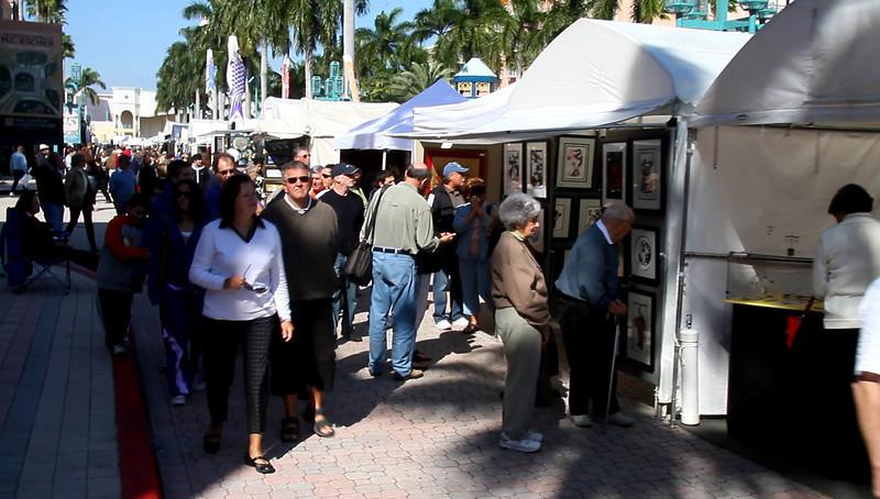 Boca Art Festival 2010Feb8 Video Clips -  (9)