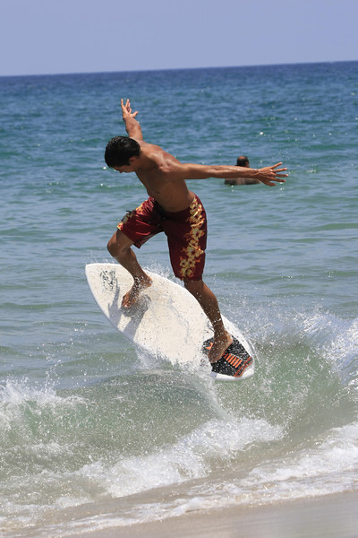 Boca Raton FL Beach Skim Boarding July 4th 2007 (192)