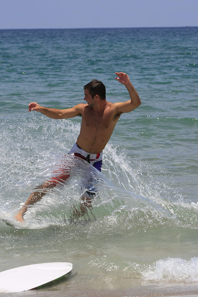 Boca Raton FL Beach Skim Boarding July 4th 2007 (196)