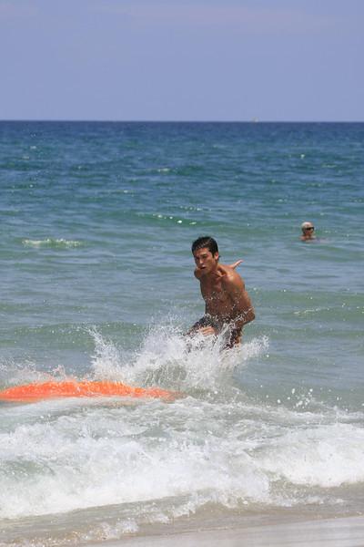 Boca Raton FL Beach Skim Boarding July 4th 2007 (92)