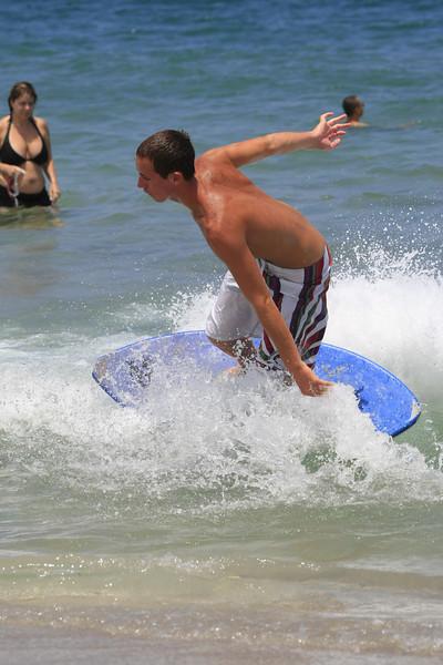 Boca Raton FL Beach Skim Boarding July 4th 2007 (69)