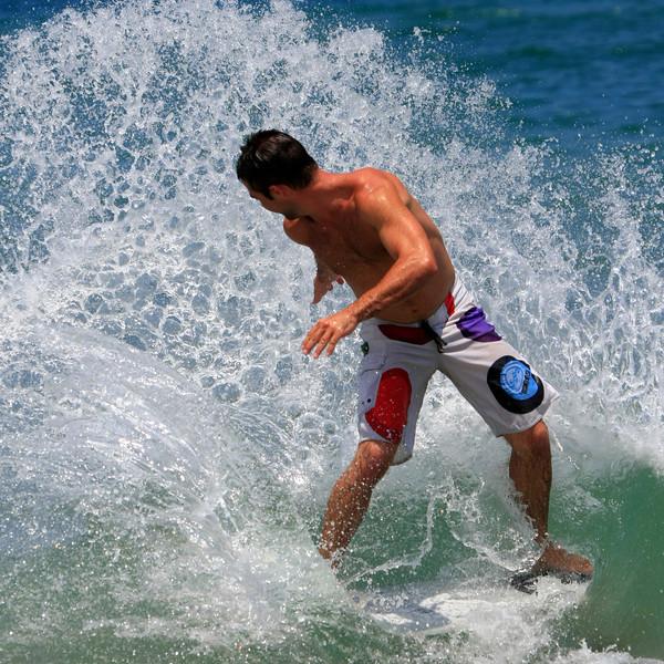 Boca Raton FL Beach Skim Boarding July 4th 2007 (4)