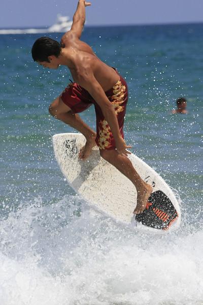 Boca Raton FL Beach Skim Boarding July 4th 2007 (74)