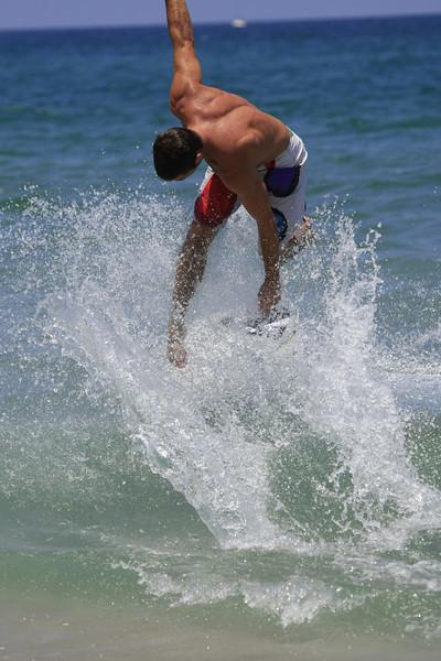Boca Raton FL Beach Skim Boarding July 4th 2007 (216)