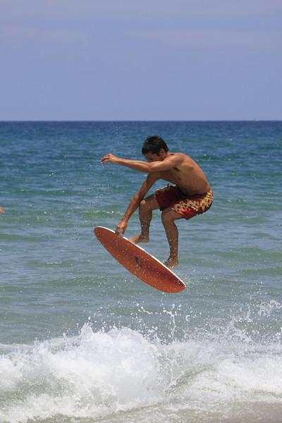 Boca Raton FL Beach Skim Boarding July 4th 2007 (94)