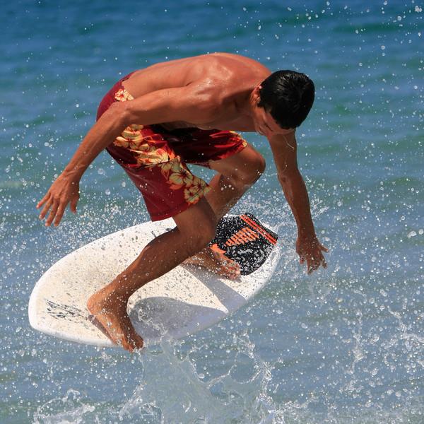 Boca Raton FL Beach Skim Boarding July 4th 2007 (8)