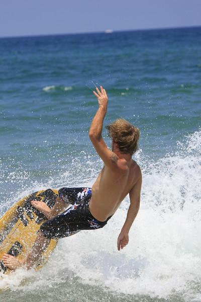 Boca Raton FL Beach Skim Boarding July 4th 2007 (108)