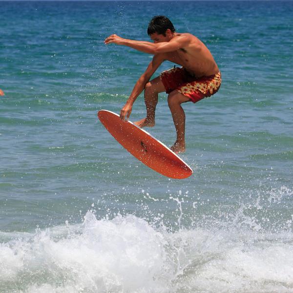 Boca Raton FL Beach Skim Boarding July 4th 2007 (6)