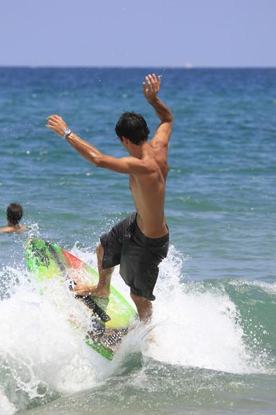 Boca Raton FL Beach Skim Boarding July 4th 2007 (88)