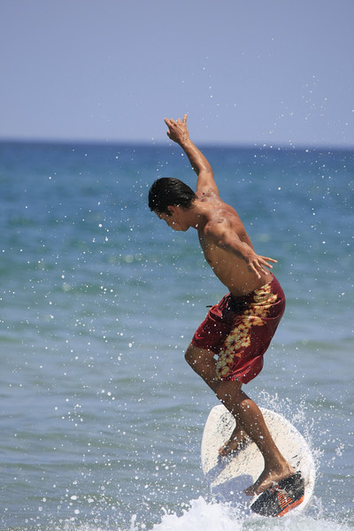 Boca Raton FL Beach Skim Boarding July 4th 2007 (209)