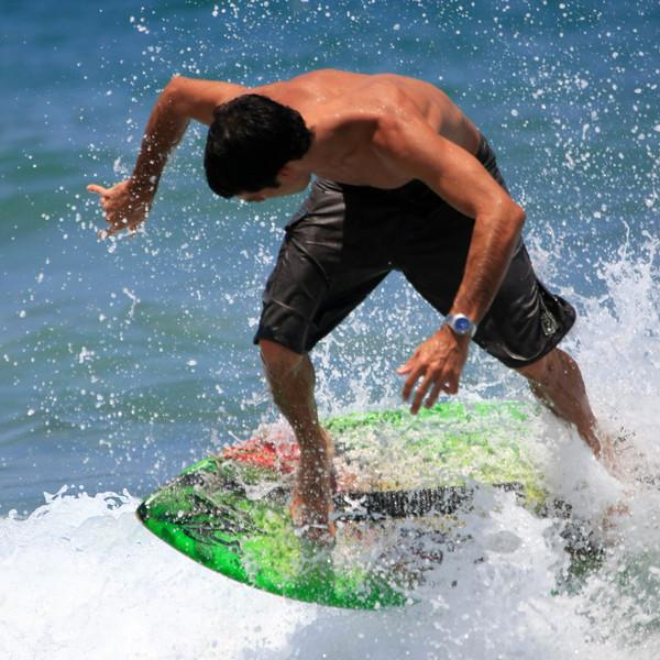 Boca Raton FL Beach Skim Boarding July 4th 2007 (19)