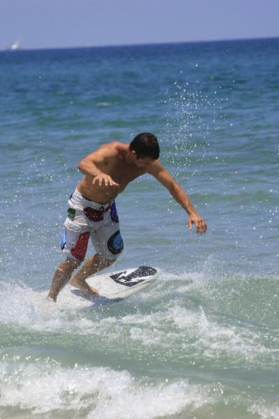 Boca Raton FL Beach Skim Boarding July 4th 2007 (172)