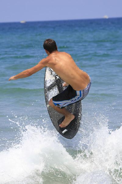 Boca Raton FL Beach Skim Boarding July 4th 2007 (83)