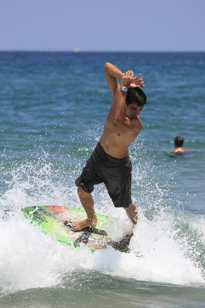 Boca Raton FL Beach Skim Boarding July 4th 2007 (86)