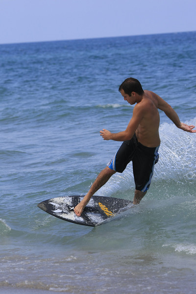 Boca Raton FL Beach Skim Boarding July 4th 2007 (57)