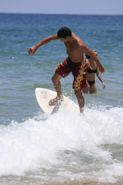 Boca Raton FL Beach Skim Boarding July 4th 2007 (220)