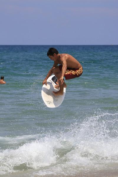Boca Raton FL Beach Skim Boarding July 4th 2007 (95)
