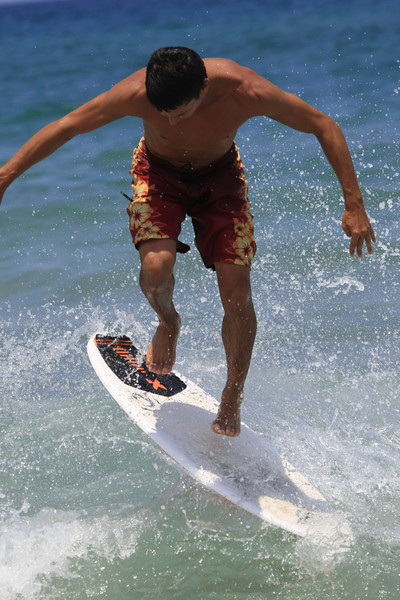 Boca Raton FL Beach Skim Boarding July 4th 2007 (105)