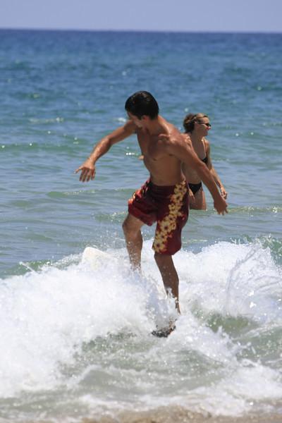 Boca Raton FL Beach Skim Boarding July 4th 2007 (221)