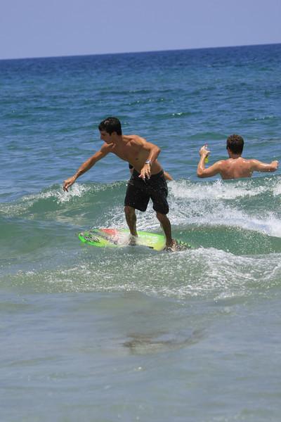 Boca Raton FL Beach Skim Boarding July 4th 2007 (215)