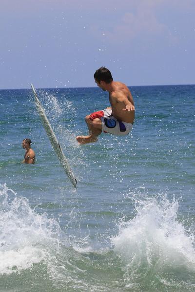 Boca Raton FL Beach Skim Boarding July 4th 2007 (185)