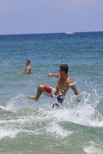 Boca Raton FL Beach Skim Boarding July 4th 2007 (182)