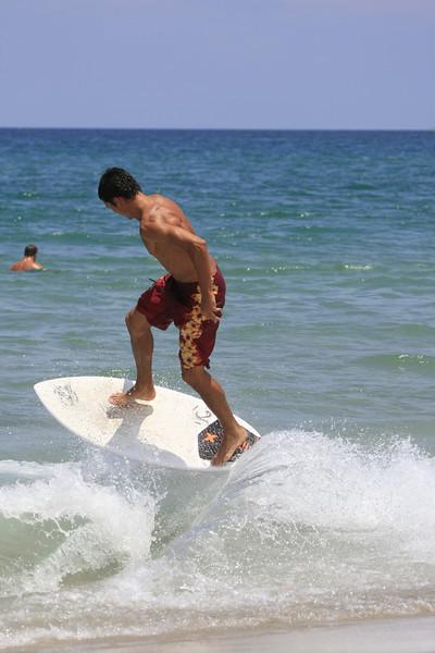Boca Raton FL Beach Skim Boarding July 4th 2007 (97)