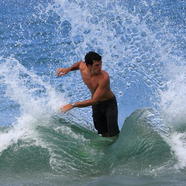 Boca Raton FL Beach Skim Boarding July 4th 2007 (14)