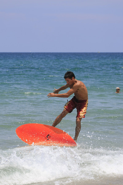 Boca Raton FL Beach Skim Boarding July 4th 2007 (93)