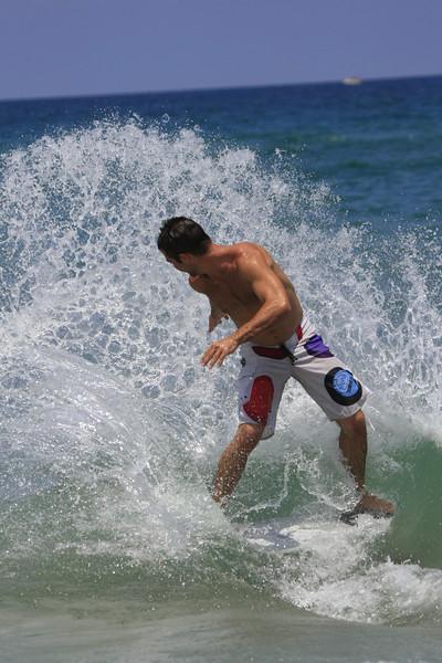 Boca Raton FL Beach Skim Boarding July 4th 2007 (98)