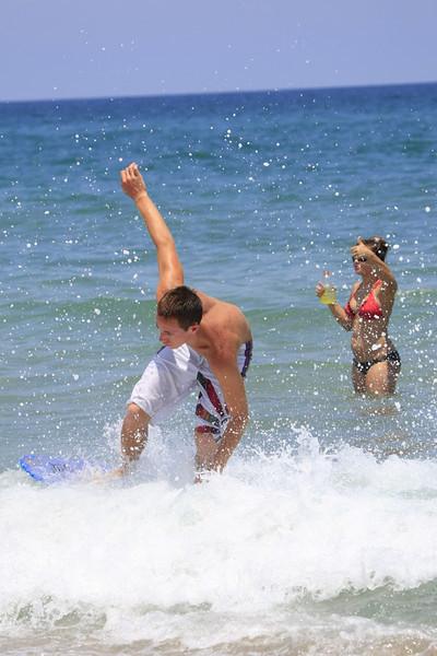 Boca Raton FL Beach Skim Boarding July 4th 2007 (171)