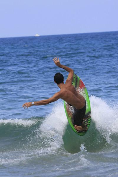 Boca Raton FL Beach Skim Boarding July 4th 2007 (49)