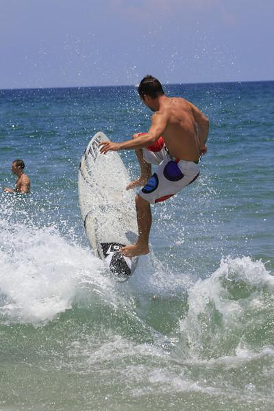 Boca Raton FL Beach Skim Boarding July 4th 2007 (187)