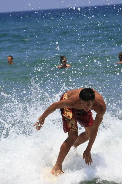 Boca Raton FL Beach Skim Boarding July 4th 2007 (176)