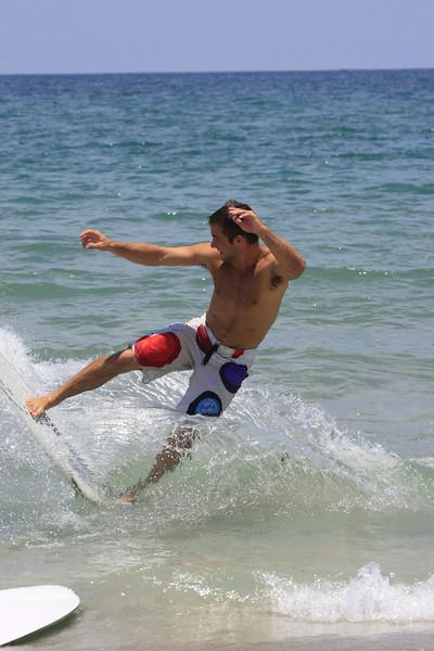 Boca Raton FL Beach Skim Boarding July 4th 2007 (197)