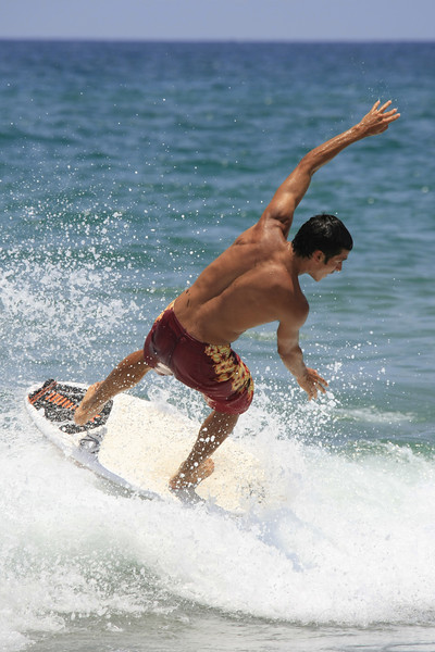 Boca Raton FL Beach Skim Boarding July 4th 2007 (198)