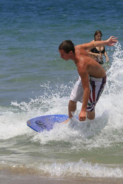 Boca Raton FL Beach Skim Boarding July 4th 2007 (68)