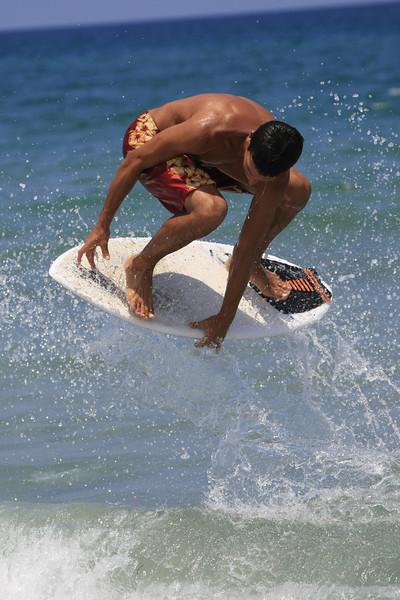 Boca Raton FL Beach Skim Boarding July 4th 2007 (91)