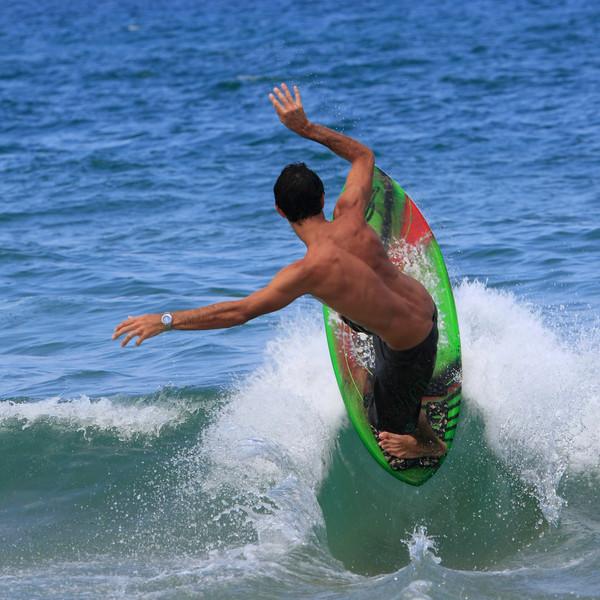 Boca Raton FL Beach Skim Boarding July 4th 2007 (9)