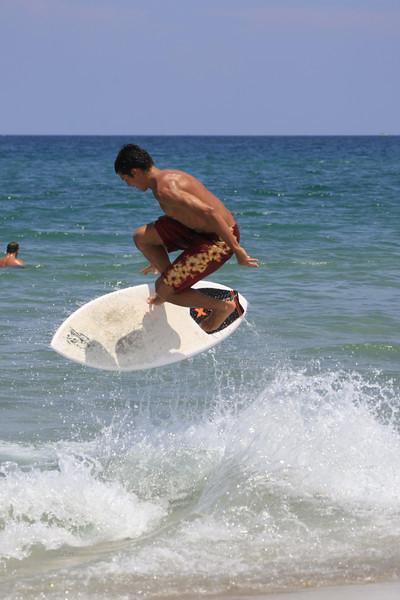 Boca Raton FL Beach Skim Boarding July 4th 2007 (96)