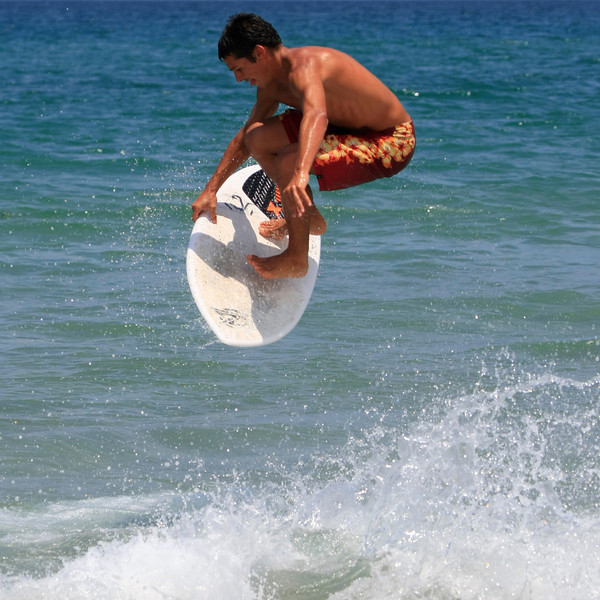 Boca Raton FL Beach Skim Boarding July 4th 2007 (5)